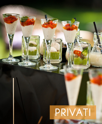Banqueting privati